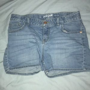 Cat & Jack jean shorts!